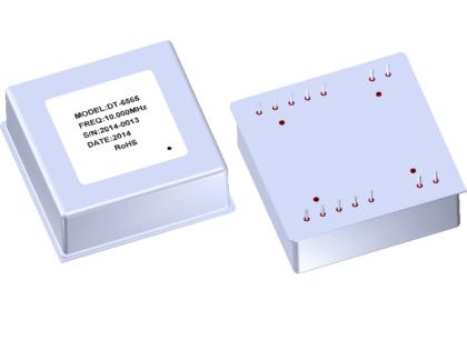 泰藝電子發佈超高精度馴服晶體振盪器 DT-6565